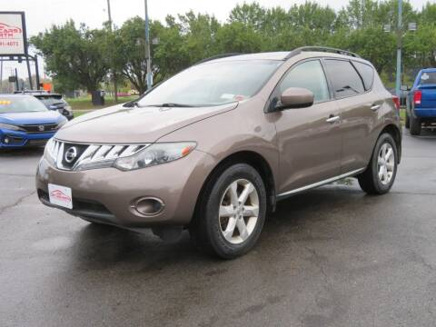 2009 Nissan Murano for sale at Low Cost Cars North in Whitehall OH
