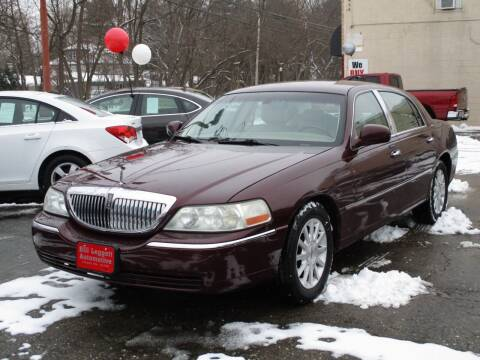 2006 Lincoln Town Car for sale at Bill Leggett Automotive, Inc. in Columbus OH
