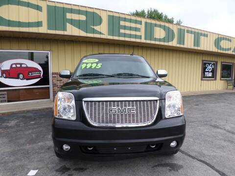 2010 GMC Yukon for sale at Credit Cars of NWA in Bentonville AR