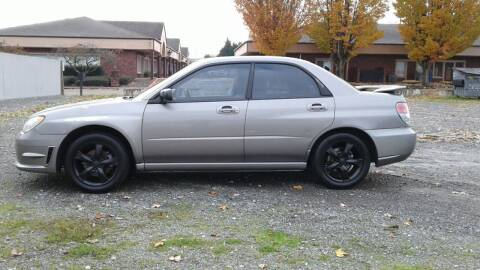 2006 Subaru Impreza for sale at Car Guys in Kent WA