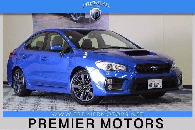 2020 Subaru WRX for sale in Hayward, CA