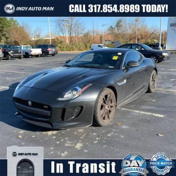 2016 Jaguar F-TYPE for sale at INDY AUTO MAN in Indianapolis IN