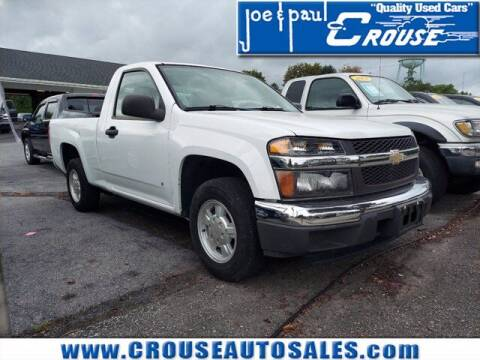 2006 Chevrolet Colorado for sale at Joe and Paul Crouse Inc. in Columbia PA