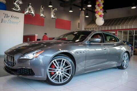 2017 Maserati Quattroporte for sale at Quality Auto Center of Springfield in Springfield NJ