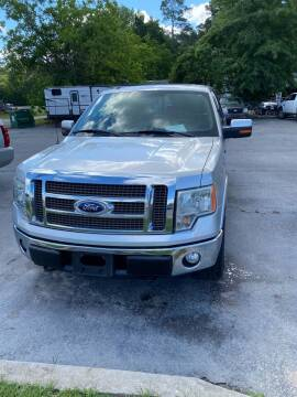 2011 Ford F-150 for sale at D & D Auto Sales in Valdosta GA