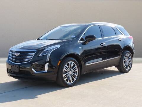 2018 Cadillac XT5 for sale at Ron Carter  Clear Lake Used Cars in Houston TX