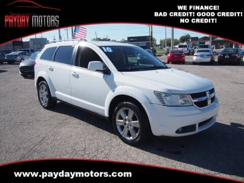 2010 Dodge Journey for sale at Payday Motors in Wichita KS