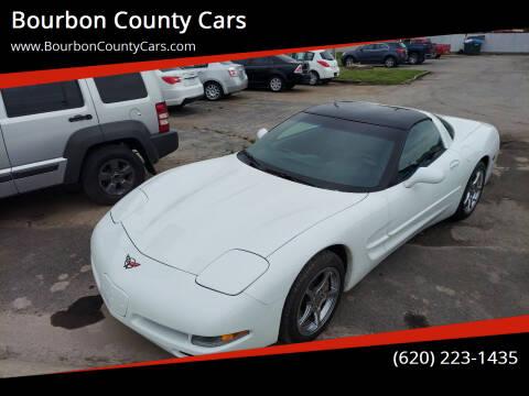 1998 Chevrolet Corvette for sale at Bourbon County Cars in Fort Scott KS