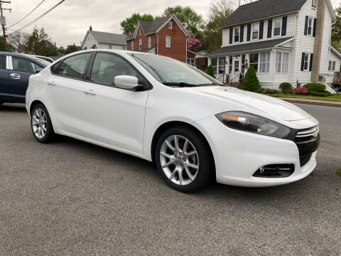 2013 Dodge Dart for sale at TNT Auto Sales in Bangor PA
