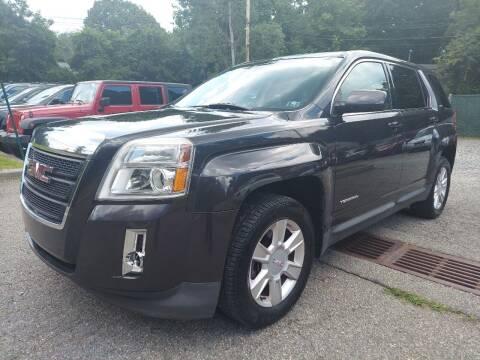 2013 GMC Terrain for sale at AMA Auto Sales LLC in Ringwood NJ