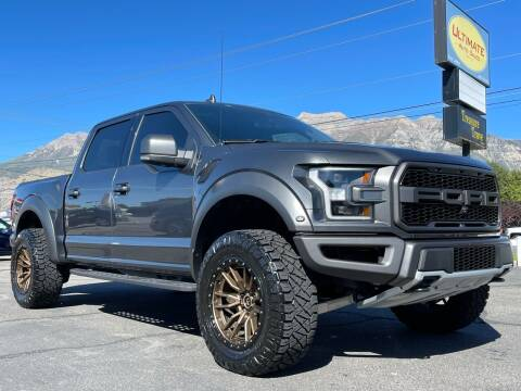 2019 Ford F-150 for sale at Ultimate Auto Sales Of Orem in Orem UT