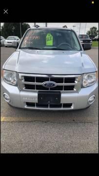 2010 Ford Escape for sale at C & I Auto Sales in Rochester MN
