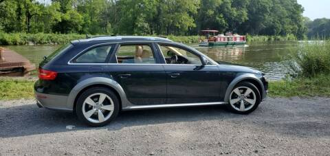 2013 Audi Allroad for sale at Auto Link Inc in Spencerport NY