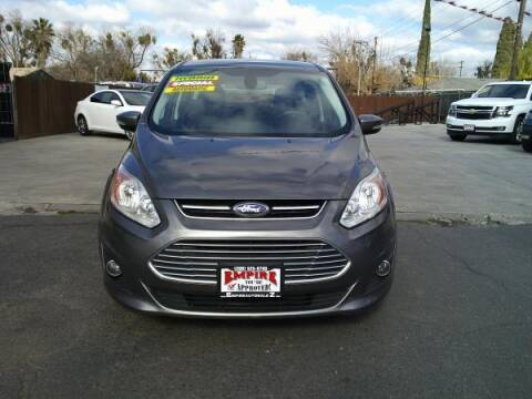 2013 Ford C-MAX Hybrid for sale at Empire Auto Sales in Modesto CA
