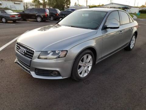 2010 Audi A4 for sale at Low Price Auto Sales LLC in Palm Harbor FL