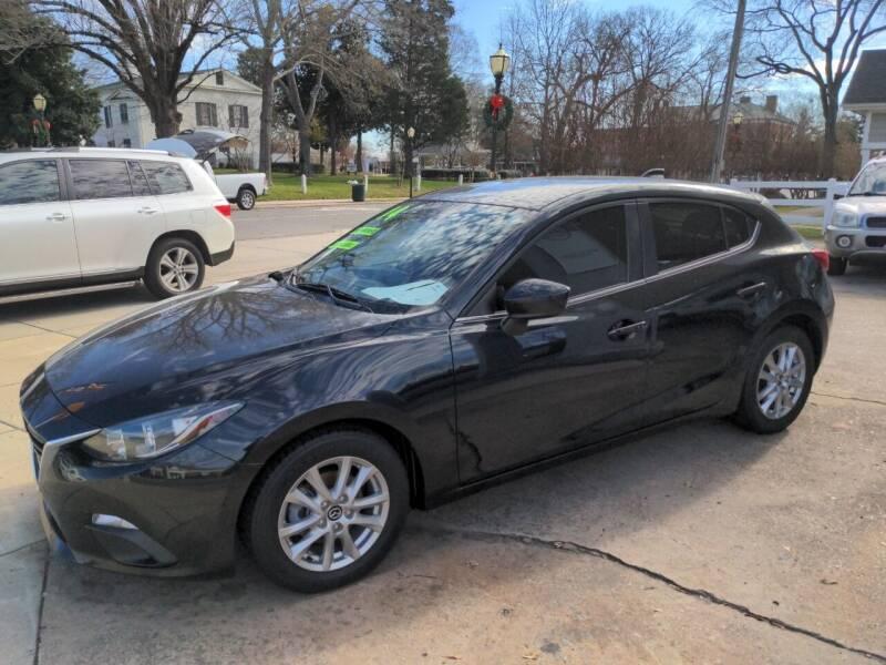 2014 Mazda MAZDA3 for sale at ROBINSON AUTO BROKERS in Dallas NC