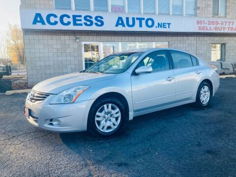 2012 Nissan Altima for sale at Access Auto in Salt Lake City UT