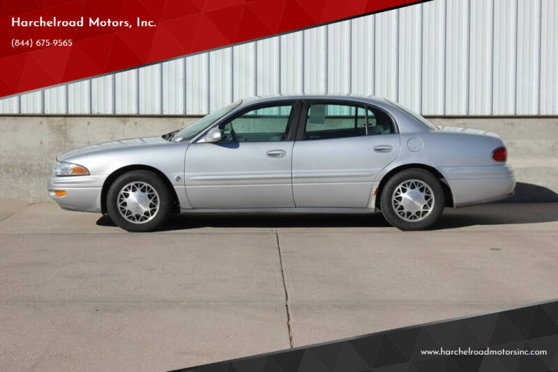 2002 Buick LeSabre for sale at Harchelroad Motors, Inc. in Imperial NE