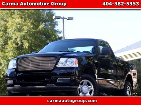 2005 Ford F-150 for sale at Carma Auto Group in Duluth GA