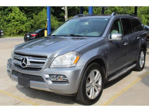 2011 Mercedes-Benz GL-Class for sale at Inline Auto Sales in Fuquay Varina NC