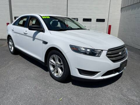 2016 Ford Taurus for sale at Zimmerman's Automotive in Mechanicsburg PA