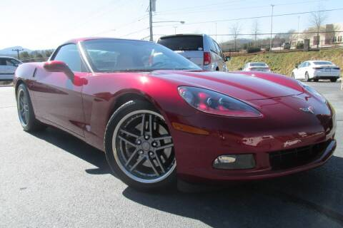 2007 Chevrolet Corvette for sale at Tilleys Auto Sales in Wilkesboro NC