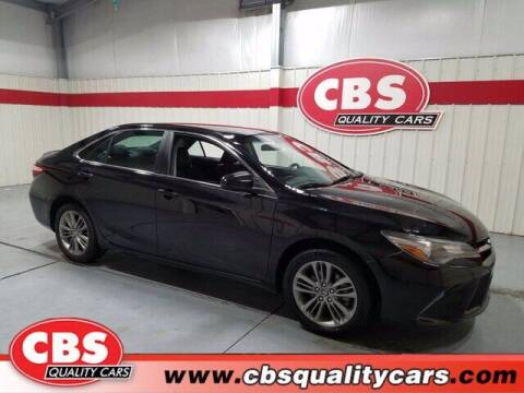2017 Toyota Camry for sale at CBS Quality Cars in Durham NC