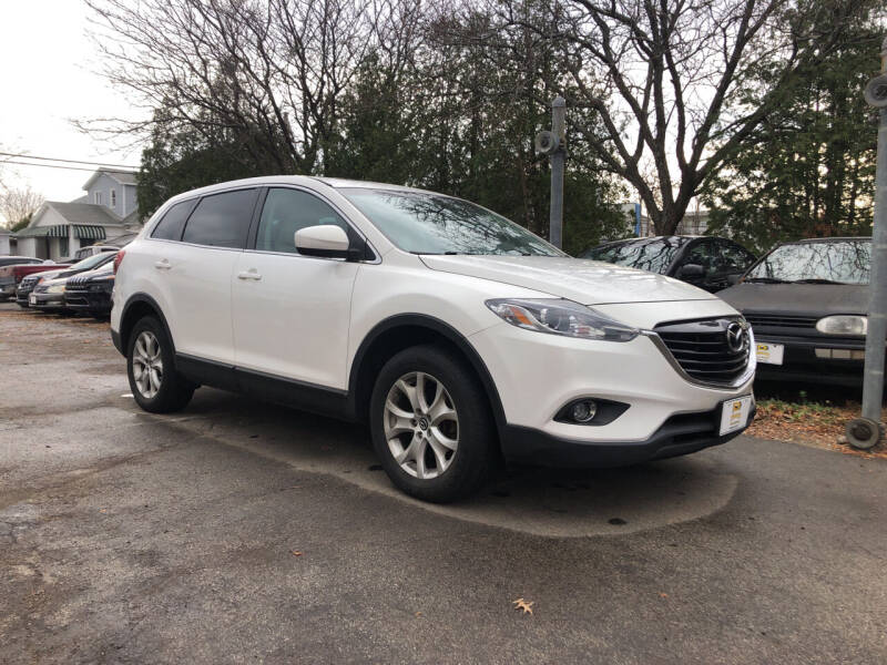 2013 Mazda CX-9 for sale at Ataboys Auto Sales in Manchester NH