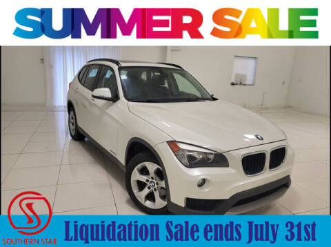 2013 BMW X1 for sale at Southern Star Automotive, Inc. in Duluth GA
