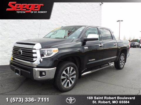2018 Toyota Tundra for sale at SEEGER TOYOTA OF ST ROBERT in St Robert MO