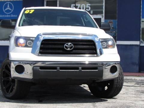 2007 Toyota Tundra for sale at VIP AUTO ENTERPRISE INC. in Orlando FL