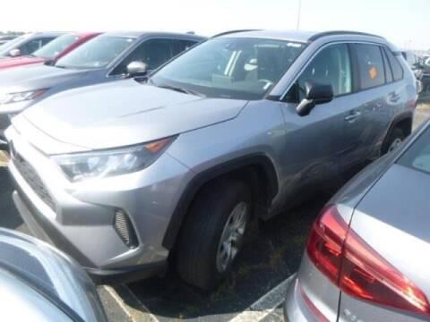 2020 Toyota RAV4 for sale at Cj king of car loans/JJ's Best Auto Sales in Troy MI