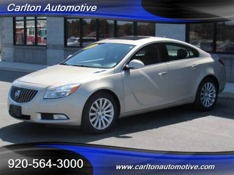 2012 Buick Regal for sale at Carlton Automotive Inc in Oostburg WI