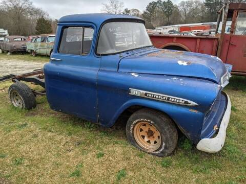 1959 Chevrolet Apache for sale at Classic Cars of South Carolina in Gray Court SC