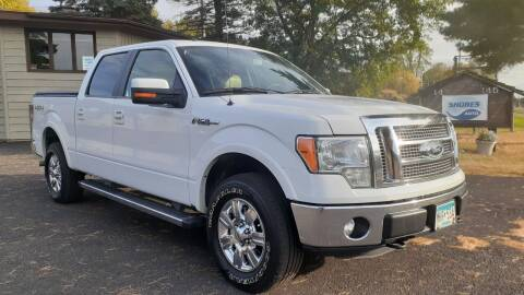 2011 Ford F-150 for sale at Shores Auto in Lakeland Shores MN