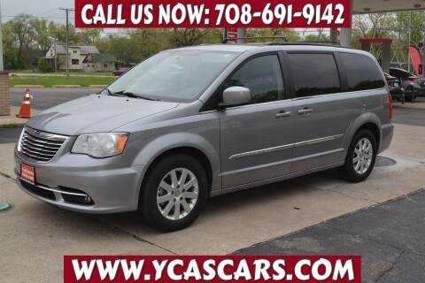 2015 Chrysler Town and Country for sale at Your Choice Autos - Crestwood in Crestwood IL