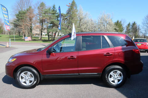 2009 Hyundai Santa Fe for sale at GEG Automotive in Gilbertsville PA