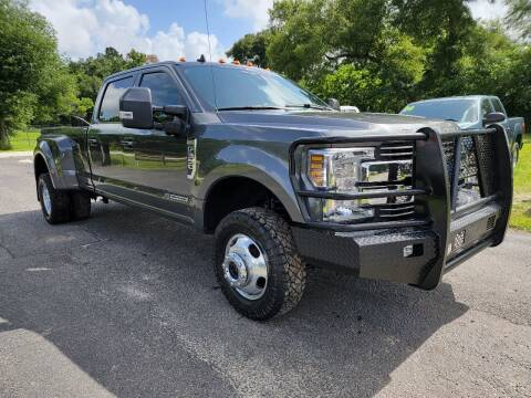 2019 Ford F-350 Super Duty for sale at Gator Truck Center of Ocala in Ocala FL
