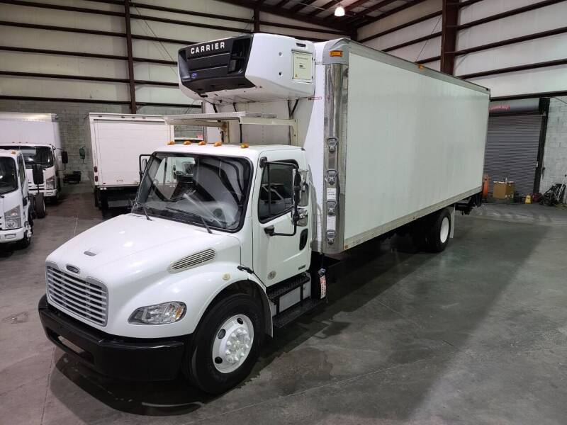 2012 Freightliner M2 106 for sale at Transportation Marketplace in West Palm Beach FL