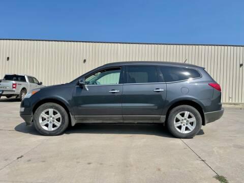 2012 Chevrolet Traverse for sale at TnT Auto Plex in Platte SD