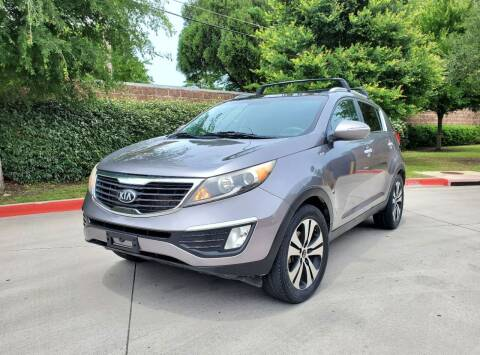 2013 Kia Sportage for sale at International Auto Sales in Garland TX