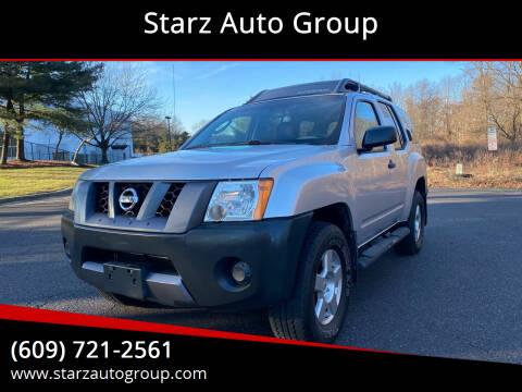 2007 Nissan Xterra for sale at Starz Auto Group in Delran NJ