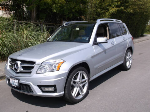 2012 Mercedes-Benz GLK for sale at Eastside Motor Company in Kirkland WA