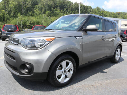 2018 Kia Soul for sale at RUSTY WALLACE KIA OF KNOXVILLE in Knoxville TN
