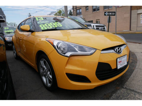 2013 Hyundai Veloster for sale at M & R Auto Sales INC. in North Plainfield NJ