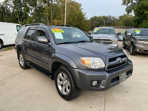 2006 Toyota 4Runner for sale at Zacatecas Motors Corp in Des Moines IA