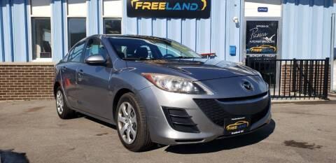 2010 Mazda MAZDA3 for sale at Freeland LLC in Waukesha WI