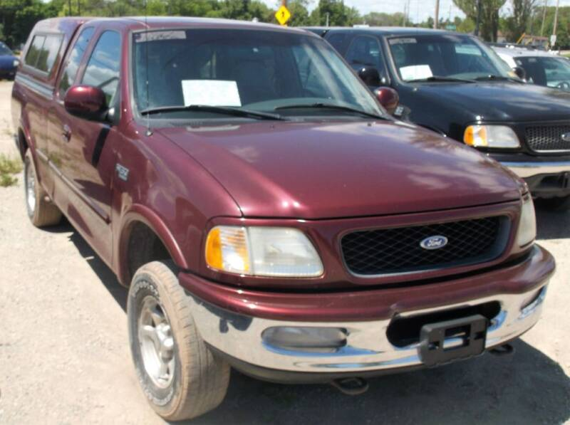 1997 Ford F-150 for sale at We Finance Inc in Green Bay WI