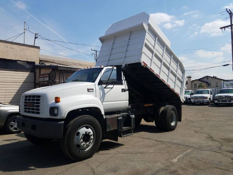 2001 Chevrolet C7500 for sale at Vehicle Center in Rosemead CA