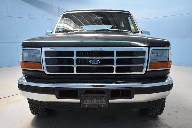 1993 Ford Bronco for sale in Boonville, IN